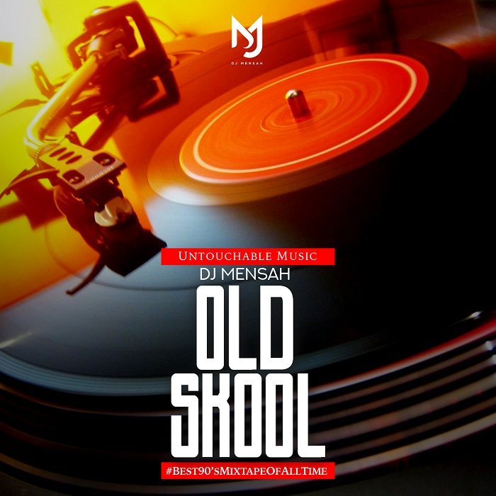 Listen Up: DJ Mensah premieres 'Old Skool Mix'