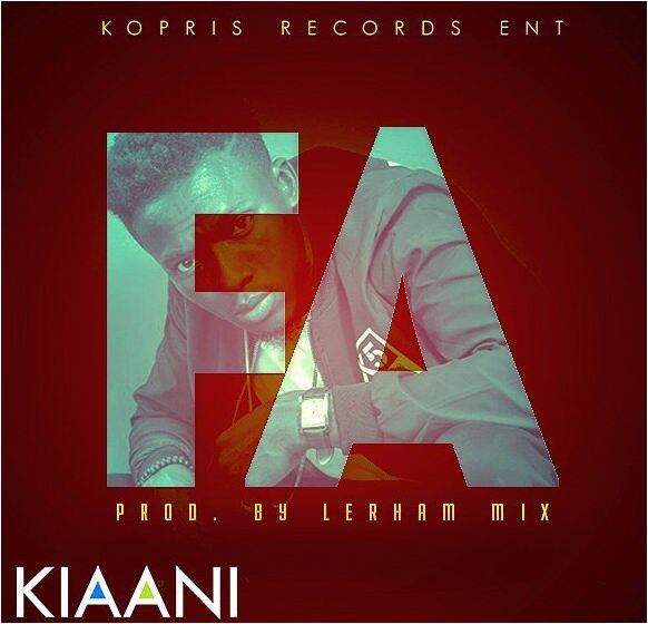 Listen Up: Kiaani premieres two new singles 'Fa' & 'For Better for Worse'