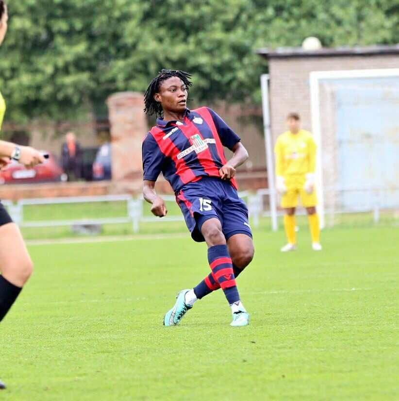 Black Princess Faustina Ampah was impressive as her side FC Minsk beat Neman Grodno