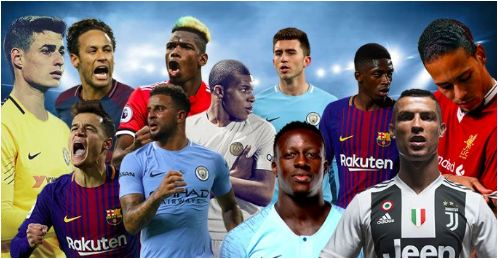 Here's The Collective Cost Of World's Most Expensive XI Footballers