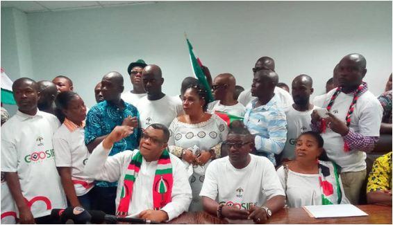 Goosie Tanoh declares interest in NDC flagbearer race