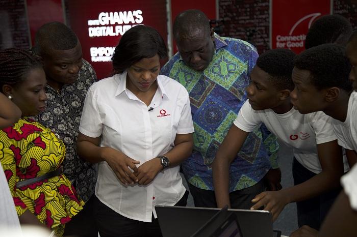 Government endorses Vodafone's Coding Programme