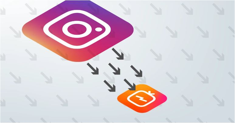 IGTV carousel funnels Instagram feed traffic to buried videos