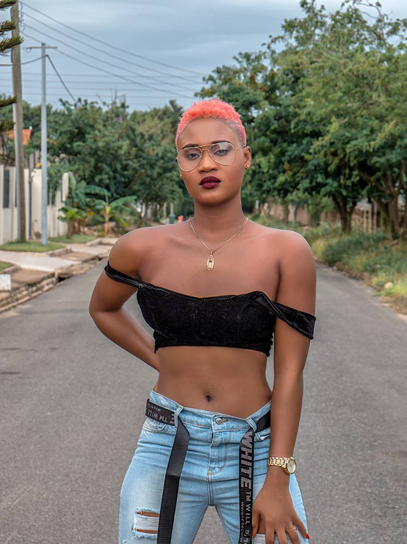 "Petrah Reacts Reports That She Called Kidi, Kuami Eugene and King Promise ""small boys""."