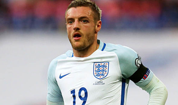Jamie Vardy retires from international football to spend more time with his family