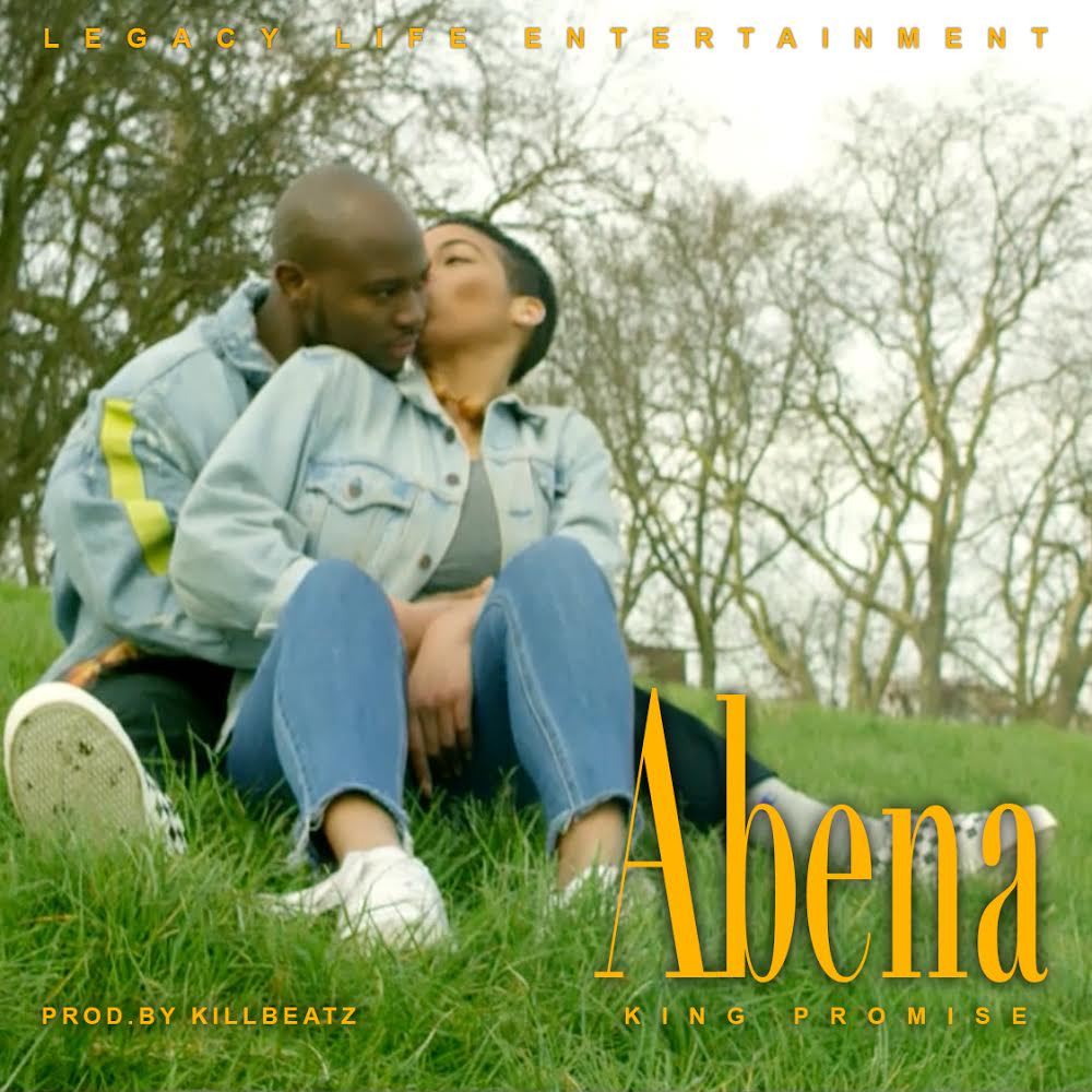 Watch: King Promise premieres video for 'Abena'