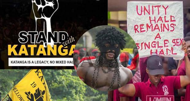 KNUST: Conti and Katanga Settles for Massive Demonstration Tomorrow