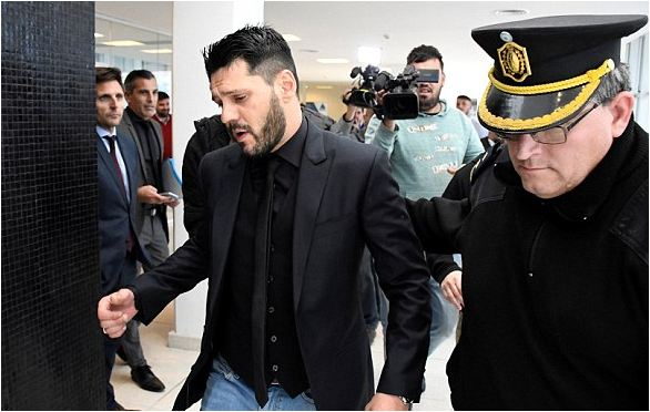 Lionel Messi's older brother Matias sentenced for possessing an illegal firearm