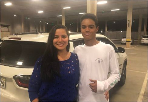 Ronaldinho's 13-Year-Old Son Hides His Identity At Cruzeiro Trial