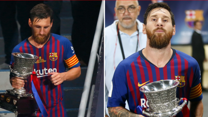 Lionel Messi Is Officially Barcelona's Most Decorated Player In History