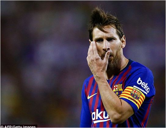 Changes would be complicated – Messi on leaving Barcelona