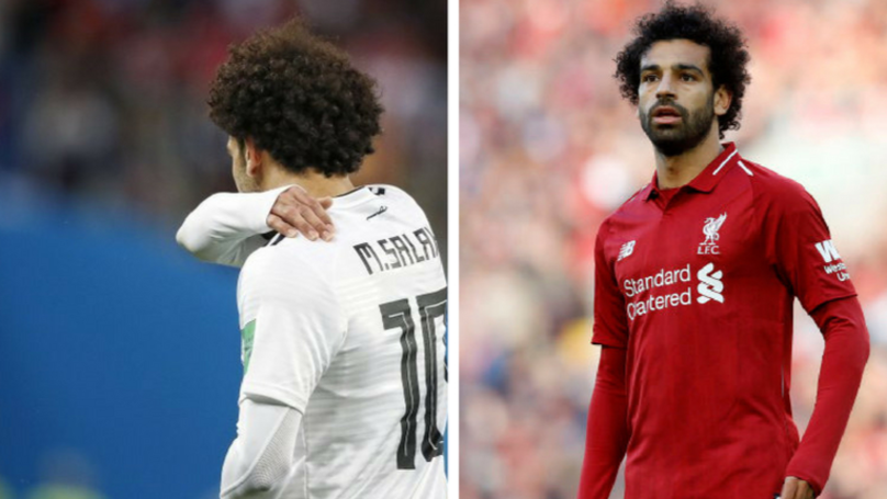 Mohamed Salah Speaks About Disruption The Egypt Camp Faced During The World Cup