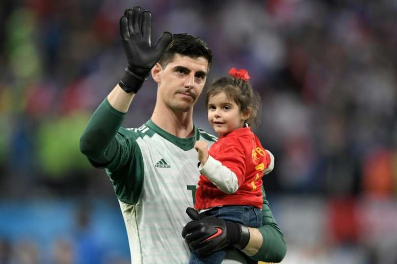 Thibaut Courtois deletes goodbye message to Chelsea fans