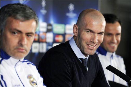 Zinedine Zidane 'Wants To Replace Jose Mourinho' As Manchester United Manager