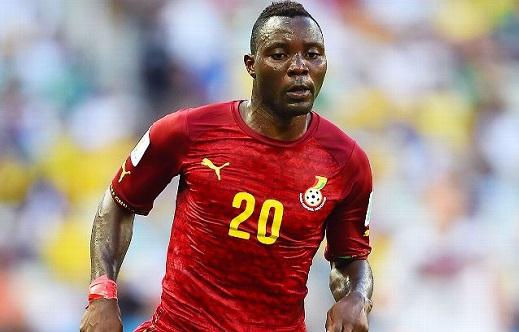 Inter star Asamoah named in Black Stars squad for Kenya clash