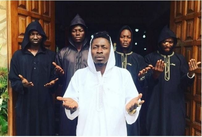 Shatta Wale Reveals Why He Visits 'Mallams'