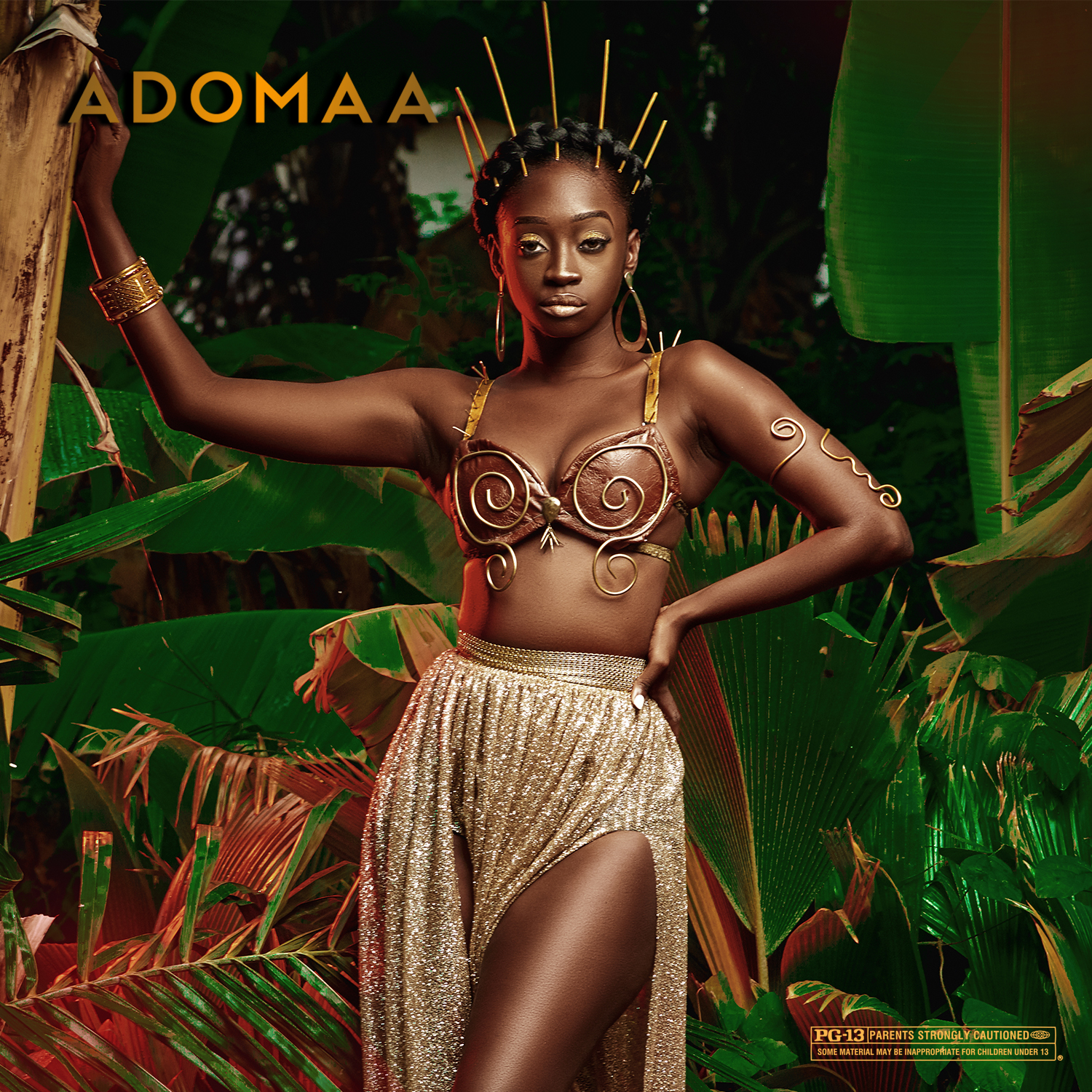Aftown set to premiere her first EP off 'Adomaa Vs Adomaa' on September 8