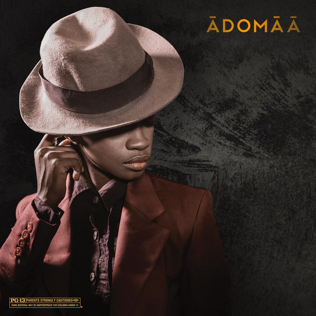 "Adomaa drops second EP off ""Adomaa Vs Ādomāā"" on Aftown"