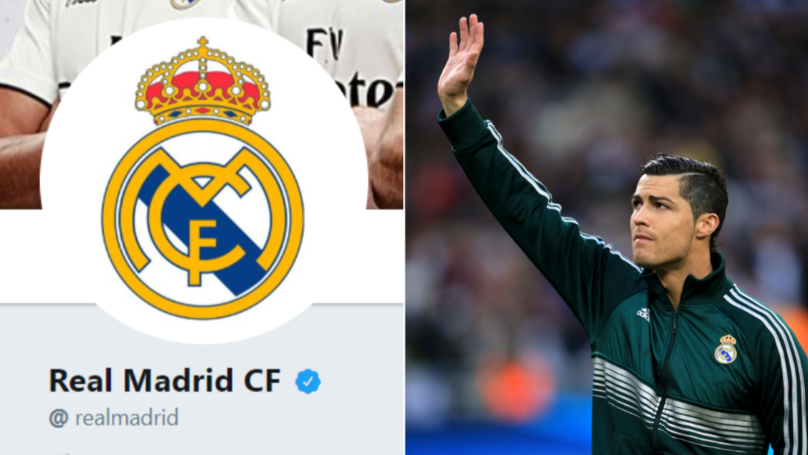Here's How Many Twitter Followers Real Madrid Lost Inside 24 Hours After Cristiano Ronaldo Left