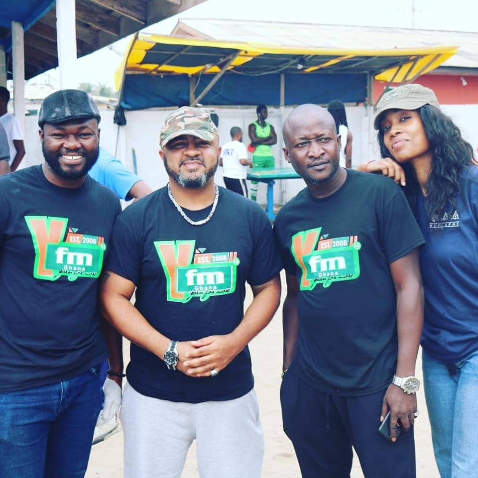 YFM and Decathlon mark World Clean-Up Day with beach cleaning