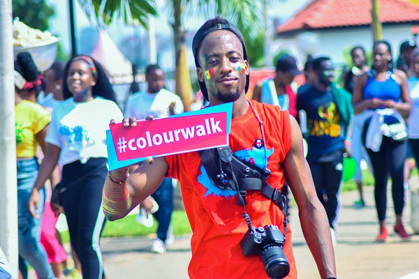 Ghana Youth Walk 2018: Achieving SDG 10 in a fun day