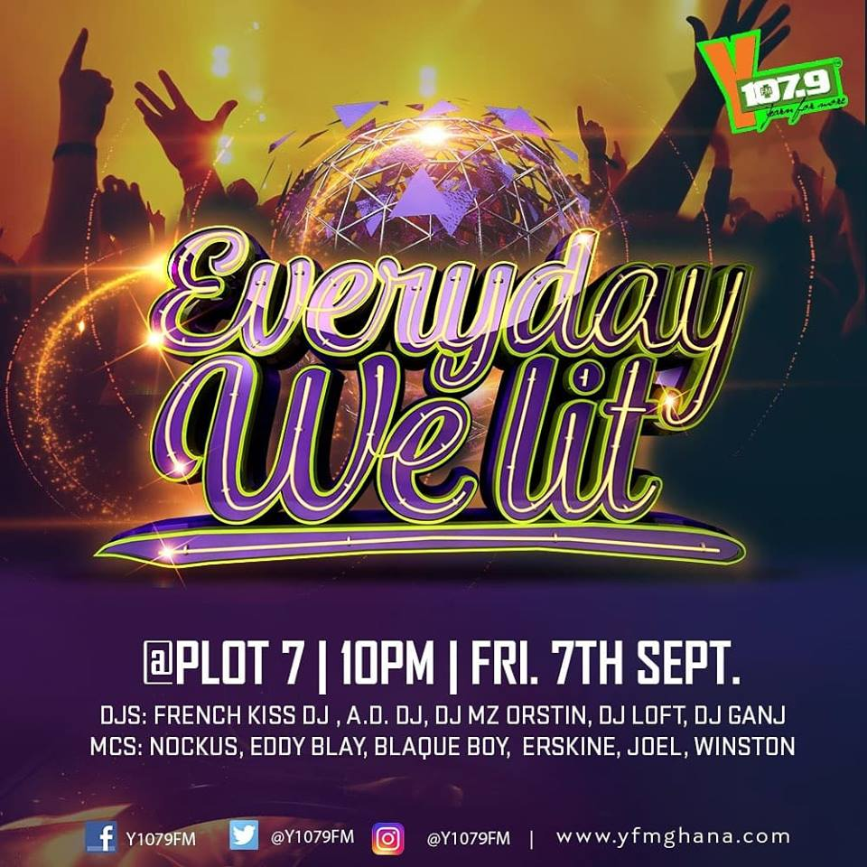 YFM's 'Everyday We Lit' scheduled for Friday, September 7