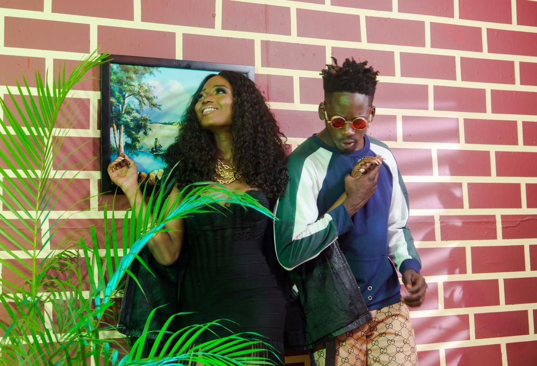 Watch: Efya releases video for 'Mamee' feat Mr Eazi