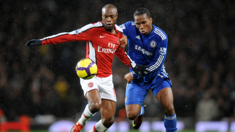 William Gallas Reveals Arsenal Teammate Was Frightened To Death Of Didier Drogba