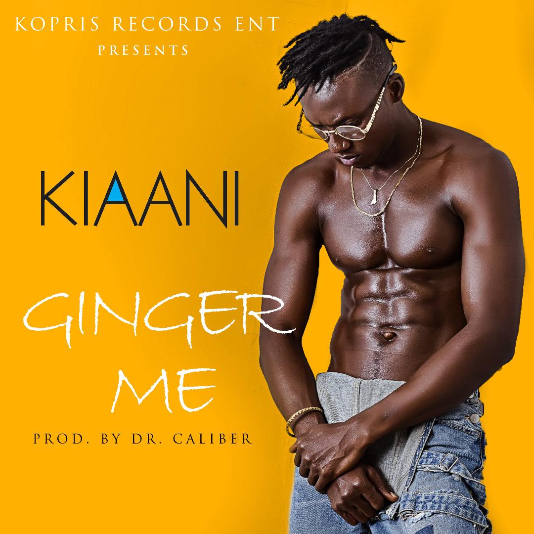 Watch: Kiaani premieres new single 'Ginger Me'