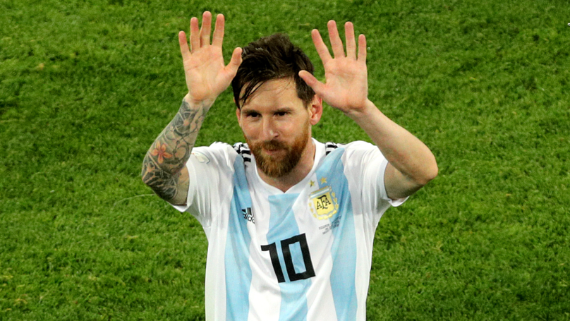 Argentina have made one desperate final attempt to bring Lionel Messi back to international football