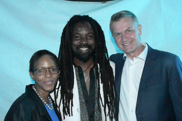 Afro roots artist Rocky Dawuni Designated as Regional UN