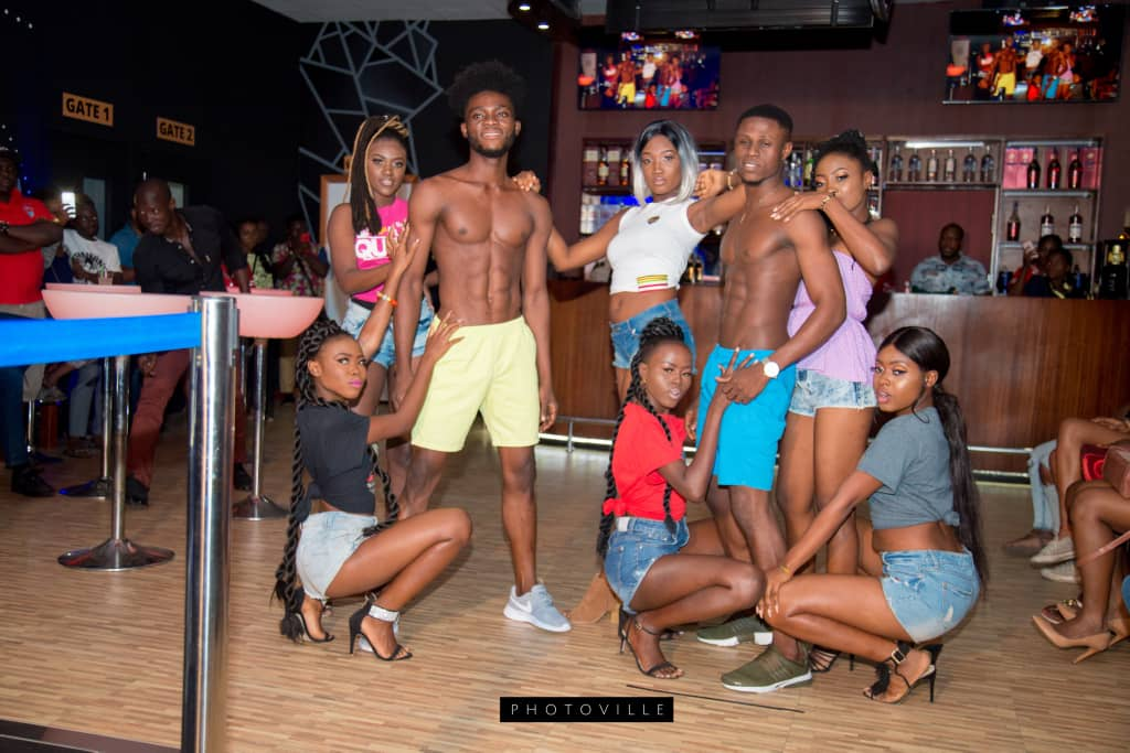 "Lynx Entertainment Launches Modeling Agency ""Obsession"" - IMAGES"