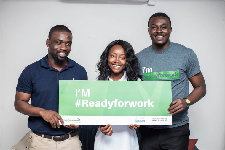 SFAN (Stars From All Nations) Launches Readyforwork Career Coaching Program