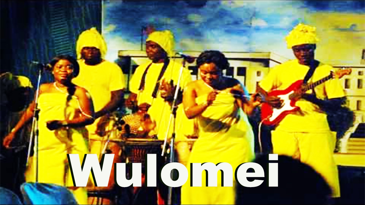 Wulomei Ready To Spice Up Vodafone African Legends Night