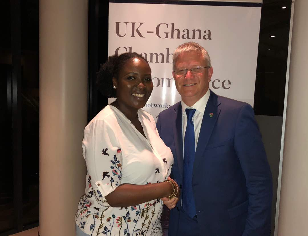 UK Ghana Chamber of Commerce hosts delegation from the United Kingdom