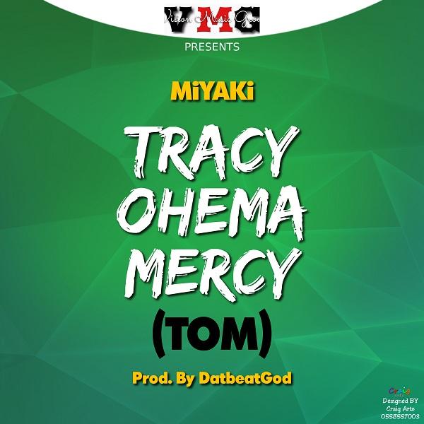 Listen: VVIP's protégé Miyaki premieres 'Tracy Ohema Mercy'