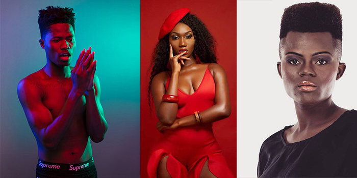 Full List: Kwesi Arthur, Wendy Shay, Wiyaala others nominated for Ghana-Naija Showbiz Awards 2018