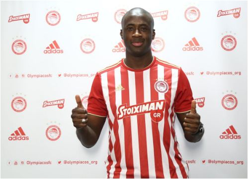 Yaya Toure Returns To Olympiacos