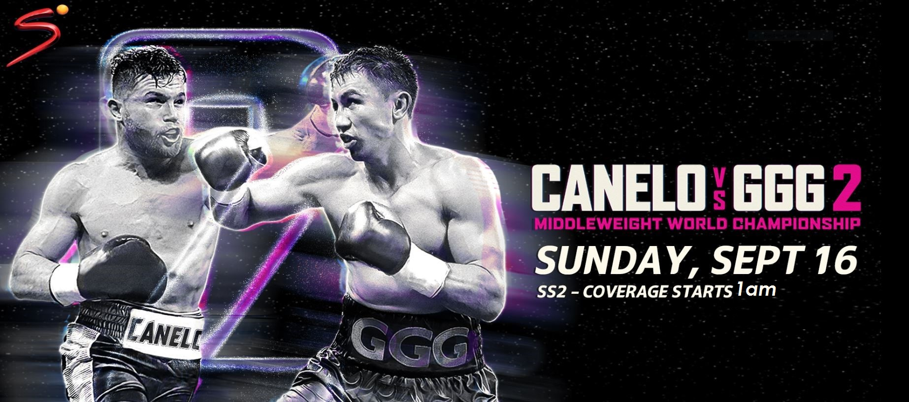 Boxing: Golovkin v Canelo Live on DStv