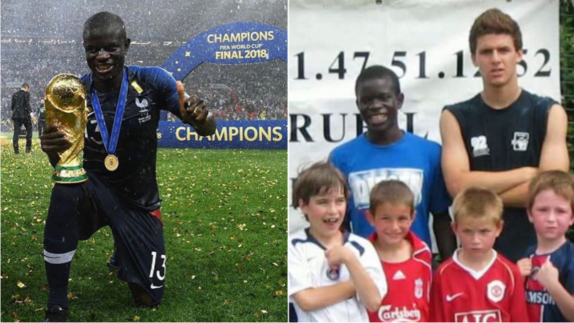 N'Golo Kante Trained For Completely Different Career Before Becoming Professional Footballer