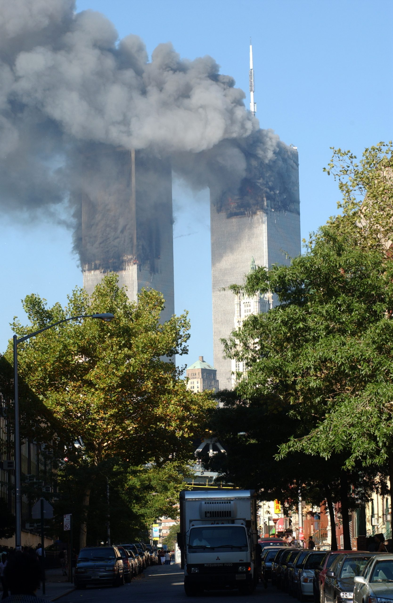 Watch History's '9/11: Escape From The Tower's Survivors Just Below The Impact Zone
