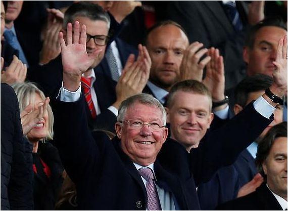 Sir Alex Ferguson quits his beloved red wine
