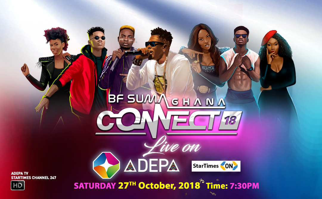 StarTimes To Broadcast BF Suma Connect Concert Live In HD On Adepa TV