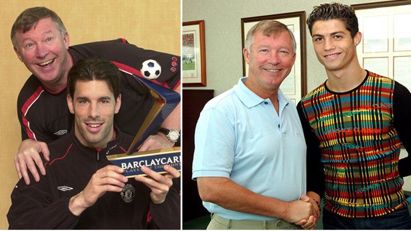 Ruud Van Nistelrooy Was Kicked Out Of Manchester United Because Of Problem With Cristiano Ronaldo