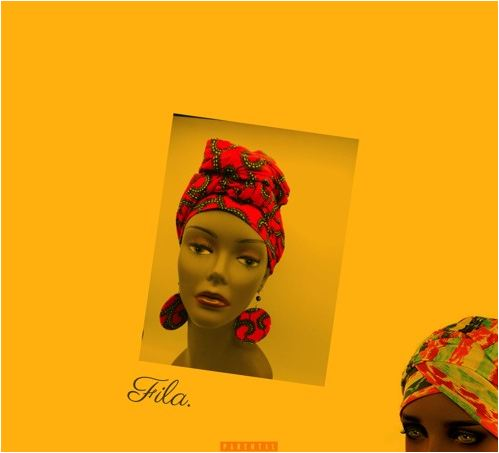 Kuvie and Nigeria's Apolo Imon premieres a 7 track EP entitled 'FILA'