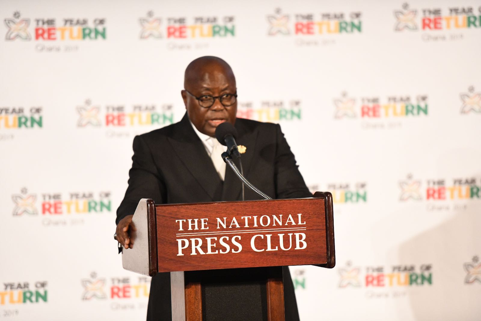 Ghana Proclaims 2019 as Year Of Return