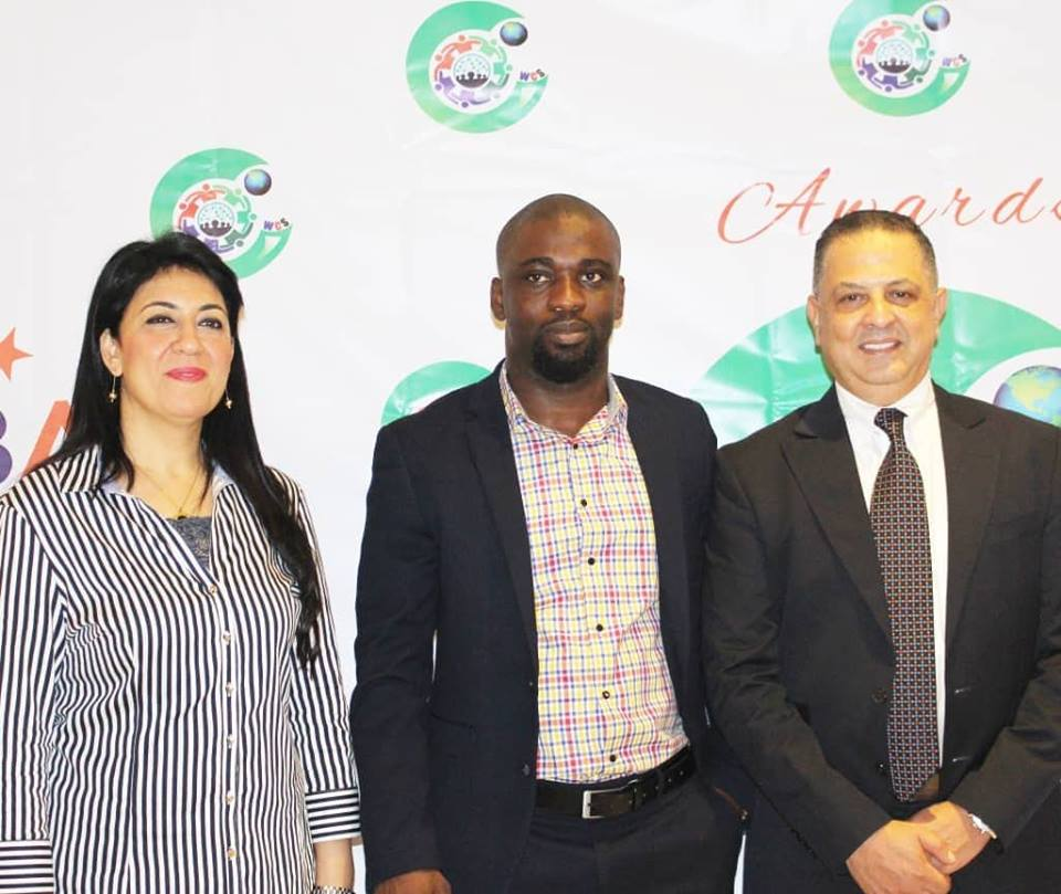 Liranz Honoured With Business Innovative Award At The World Changers Summit 2018 In Dubai