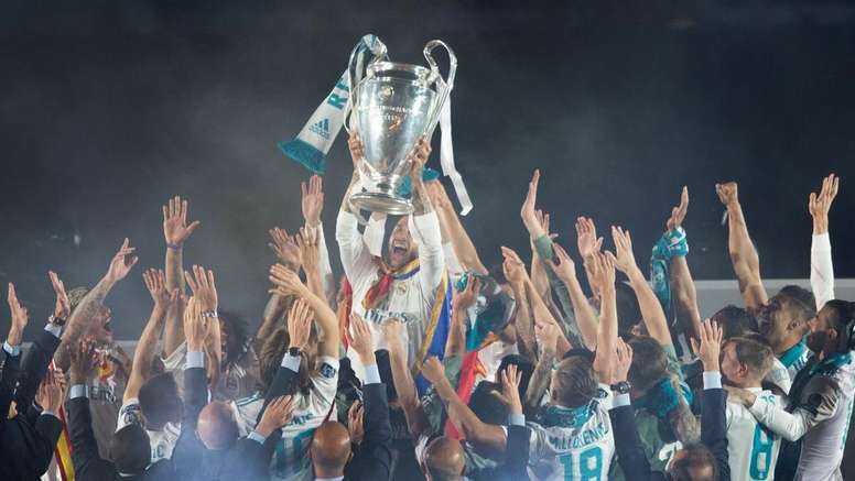 Here's How Much Real Madrid received for winning the Champions League