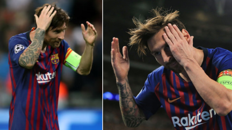 Lionel Messi's Bizarre Goal Celebration Vs. Spurs Explained