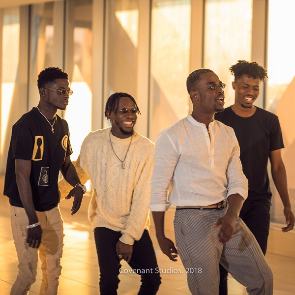 DJ Breezy Readies Christmas Banger With Kuami Eugene, Darko Vibes And Kwesi Arthur